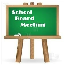 January School Board Meeting