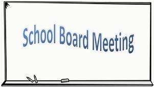 April School Board Meeting