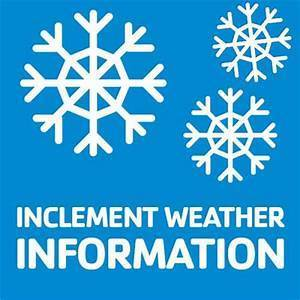 AWSD Inclement Weather Plan