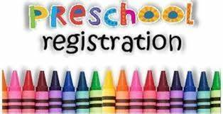 2021/2022 PreSchool Registration