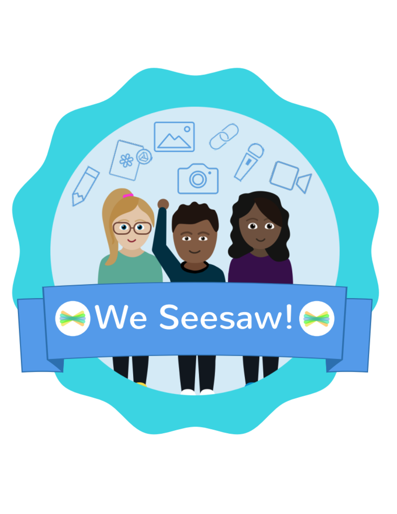 Parent Guide to SeeSaw - KG through 2nd Grade