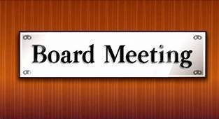 May AWSD Board Meeting