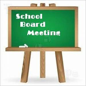 AWSD School Board Meeting